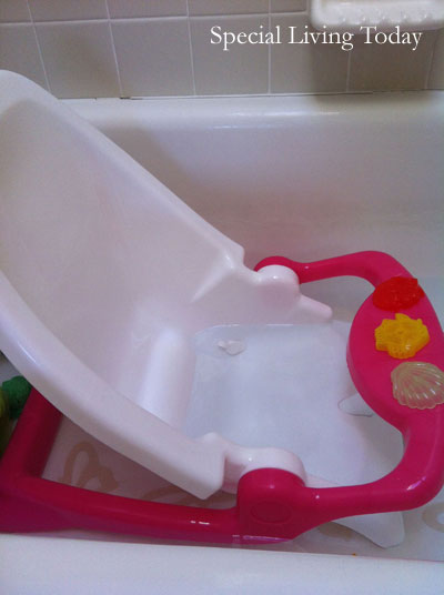 Dream On Me Bath Seat