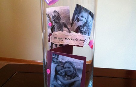 Last Minute Homemade Mother's Day Gifts