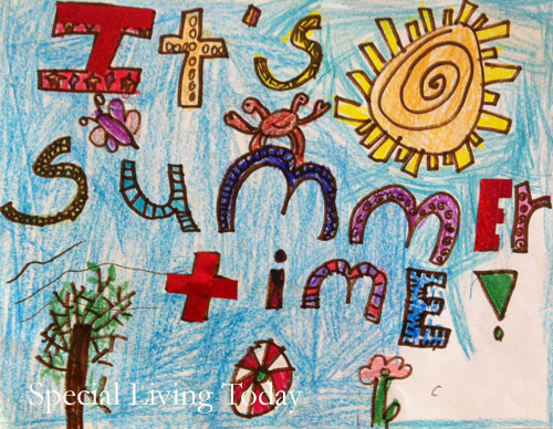 Just a Good Day – Yeah Summer!