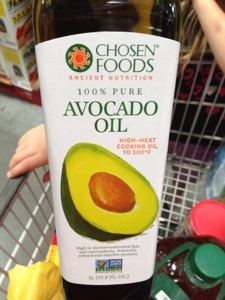 Avocado Oil Now at Costco