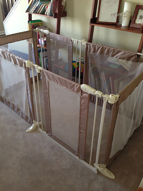 Giant Special Needs Crib for Home and Local Travel