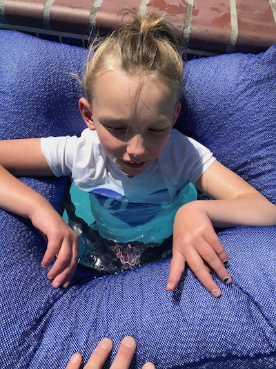 Cerebral Palsy Square Floaty Review
